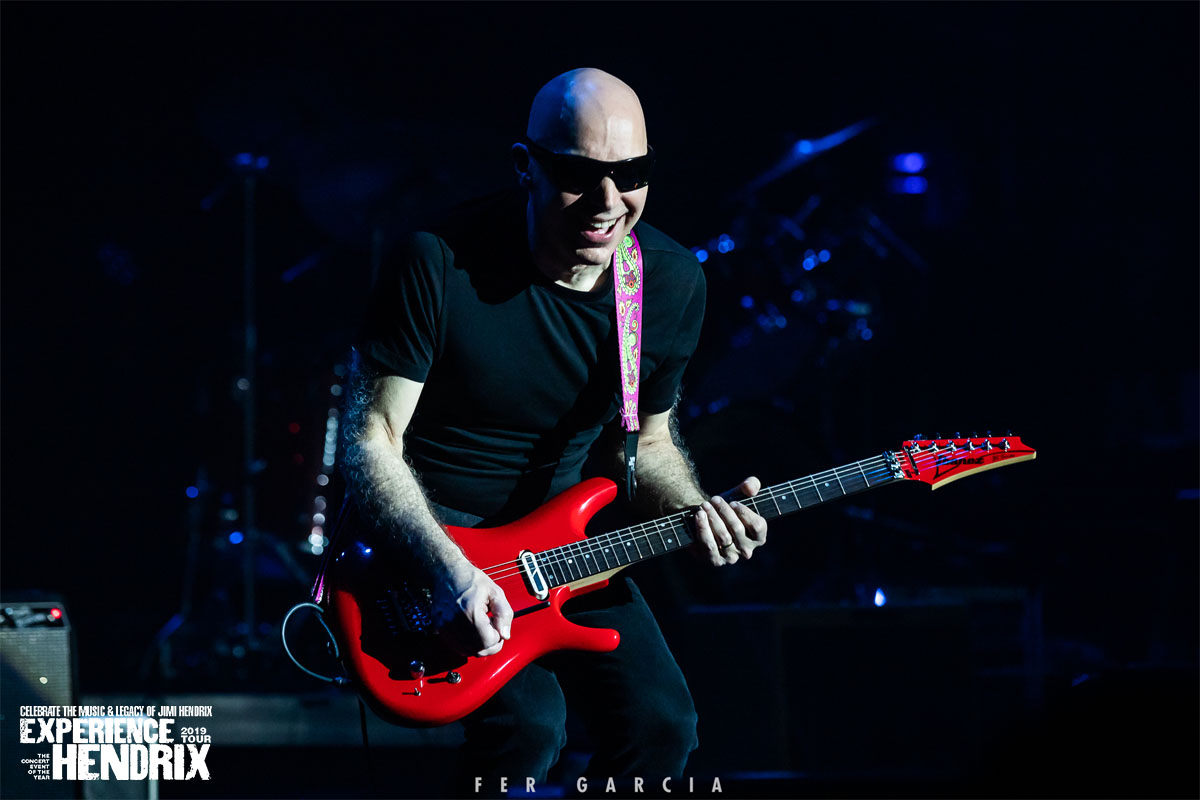 2019 experience hendrix tour touring artists joe satriani. Black Bedroom Furniture Sets. Home Design Ideas