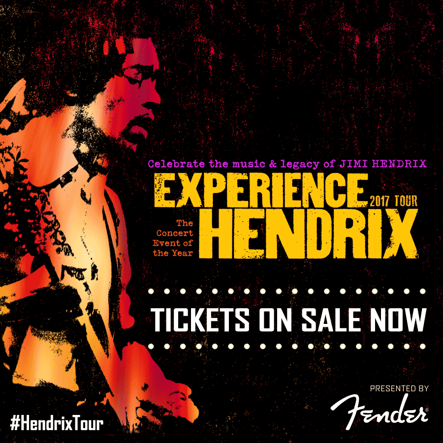 Experience Hendrix The Best Of Jimi Hendrix Jimi Hendrix: 2017 Experience Hendrix Tour ∙ The All-Star Concert Event